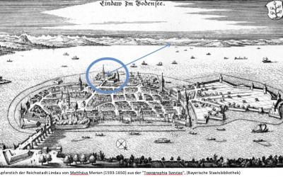 Die Römerschanze – moderne Platzgestaltung in Lindau. Oder auch: Banalisierung eines stadtgeschichtlichen und energetischen Kleinods.